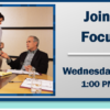 There's Still Time to Register for our 24 x 7 Focus Group!