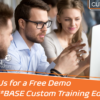 Don't Miss Out: Schedule a Free Demo of CU*BASE Custom Training Edition!