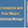 Get Connected with Peter Meyers
