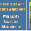 Get Connected with Susanna Wojtkowiak