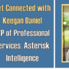 Get Connected with Keegan Daniel – Video Recap