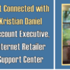 Get Connected with Kristian Daniel