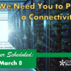 The Next HA Rollover is Coming March 8th – We Need You to Perform a Connectivity Test!