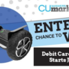 There's Still Time to Enroll in the Debit Card Contest!