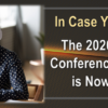 In Case You Missed It: the 2020 Leadership Conference Video Series is Now Available!