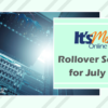Reminder: It's Me 247 Rollover Scheduled for July 17-18