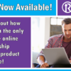 Learn About the Only Complete Online Membership Opening Product Available!