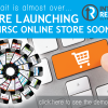 More opportunities to take a sneak peek at the new IRSC online store!