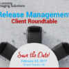 Join Us for the Imaging Solutions Roundtable!