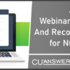 CU*Answers Presents: an Interactive Webinar on Response & Recommendations for NCUA Priorities