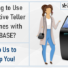 Looking to Use Interactive Teller Machines with CU*BASE?  Help Us to Help You!