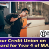 Is Your Credit Union on Board for Year 4 of MACO?