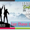 Last Chance to Register for Leadership Conference & Golf Outing!