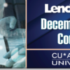 Check Out the Lender*VP University Courses for December!