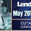 Check Out the Lender*VP University Courses for May!