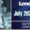 Check Out the Lender*VP University Courses for July!