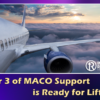 Year 3 of MACO Support is Ready for Liftoff!