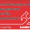Take Advantage of a Management Tune-Up Opportunity!