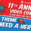 11th Annual Video Contest