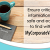 Safeguard Your Corporate Data
