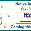 Coming this Summer: Native Integration for iPay within It's Me 247