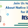 Join Us to Learn All About Native Integration for iPay within It's Me 247