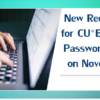 Don't Forget!  New Requirements for CU*BASE GOLD Passwords Arrive This Weekend