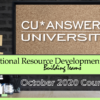 Check Out the ORD University Courses for October!