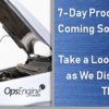 Take a Look Under the Hood of Our New 7-Day Processing!
