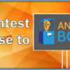 Don't Forget, the AB_20.11 Analytics Booth Release Arrives November 15!