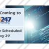 Reminder: Upgrade to It's Me 247 – PIB Rollover Scheduled for May 29