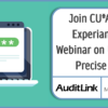 Join CU*Answers and Experian for a Joint Webinar on Using Experian Precise ID in MOP