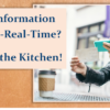 Visit the Kitchen and Learn More About RDC Near-Real-Time!