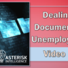 Dealing with and Documenting Recent Unemployment Frauds – Video Recording