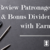 Review Patronage Dividend and Bonus Dividend Options with Earnings Edge