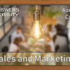 Check Out the Sales and Marketing University Courses for April!