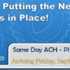 Phase Two of Same Day ACH is Coming Soon!