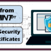 A Note from the SettleMINT Team: Fiserv Security Certificates