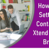 How to Find Settlement Contacts for Xtend Shared Branches