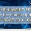Join the SettleMINT EFT Team to Review the Latest Updates with the CU*BASE 20.11 Release