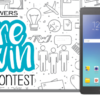 Share & Win a Samsung Tablet!