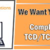TCD/TCR Middleware Support Ending April 2019 – We Need Your Input!