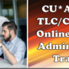 Attention Administrators: Join Us for TLC/CU*BASE Online Campus Training!