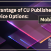 Take Advantage of CU Publisher's Self-Service Options: Mobile Alerts