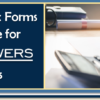 Take Advantage of Online Member Tax Forms