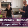 Throwback Thursday: Cooperative Score
