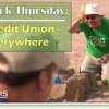 Throwback Thursday: My Credit Union is Everywhere