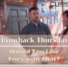 Throwback Thursday: Would You Like Fries with That?