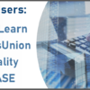 Experian Users: Join Us to Learn About TransUnion Functionality in CU*BASE