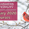 Take a Look at the CU*Answers University Courses for February!